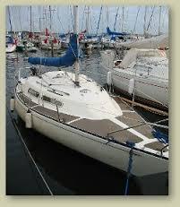 L 23 sejlbåd
